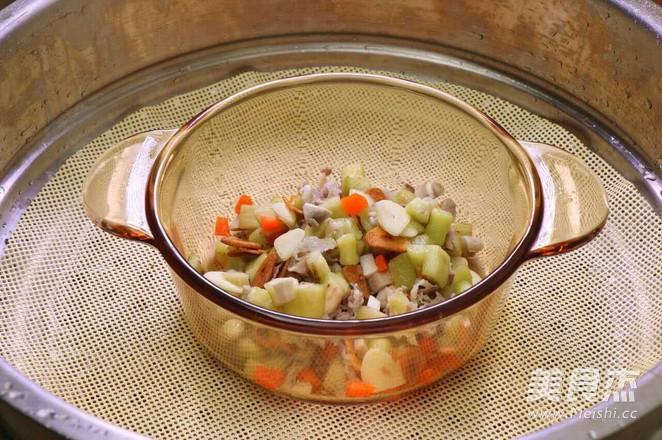时蔬蒸蒜 预防感冒怎么煮