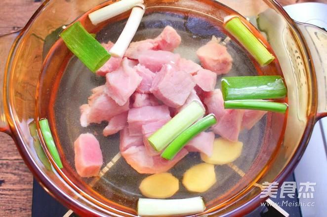 肉松  宝宝健康食谱的家常做法