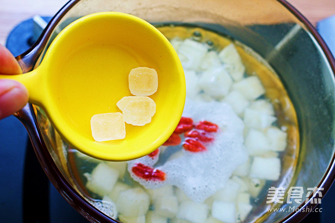 马蹄甜汤  宝宝健康食谱怎么炒