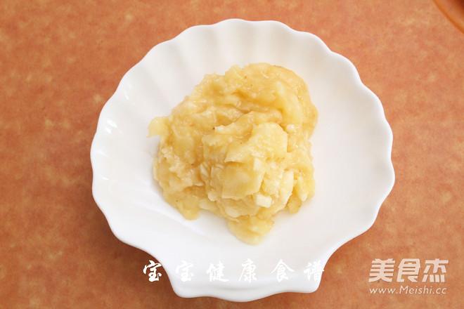 黄瓜香蕉饼  宝宝健康食谱怎么炒