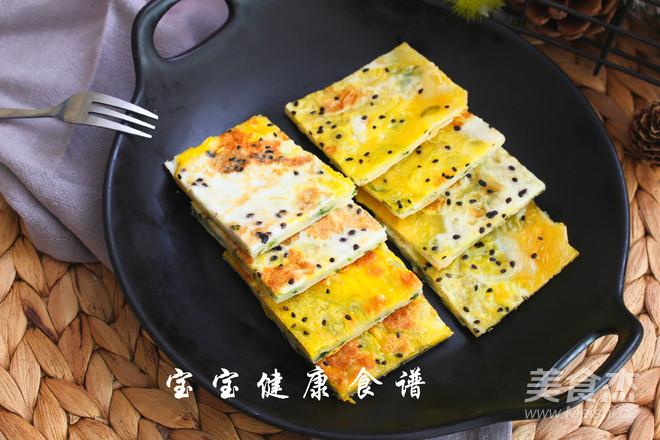 饺子皮葱油饼  宝宝健康食谱怎样煸
