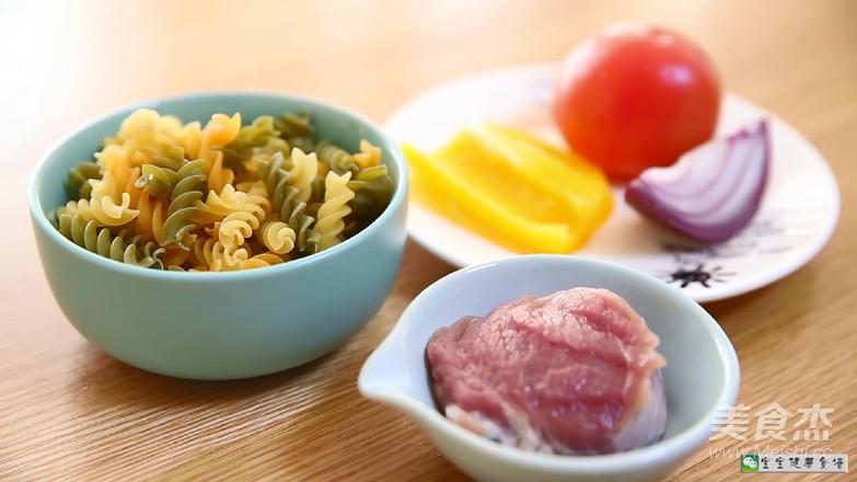 番茄肉酱意面  宝宝健康食谱的做法大全