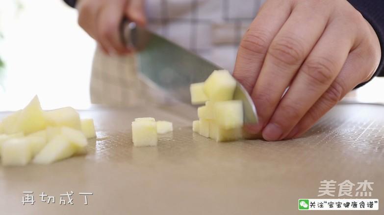 宝宝辅食食谱  山楂苹果开胃汤的简单做法