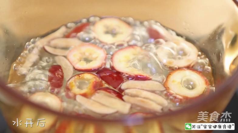 宝宝辅食食谱  山楂苹果开胃汤怎么炒