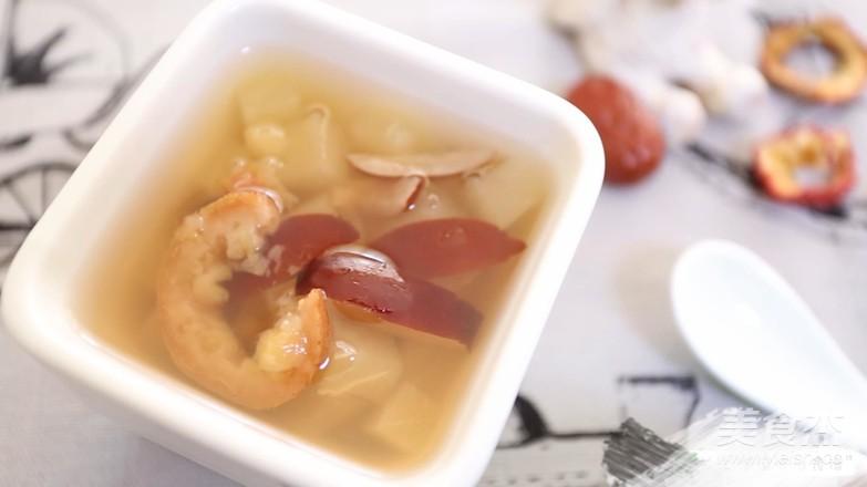宝宝辅食食谱  山楂苹果开胃汤怎样煸