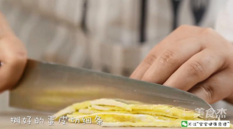 香菇胡萝卜粉丝小炒  宝宝辅食达人怎么做