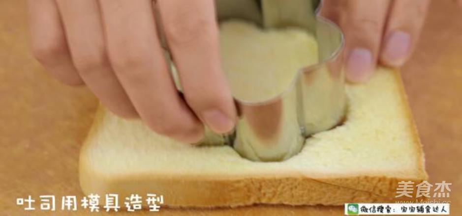 早餐三明治 宝宝辅食食谱怎么煸