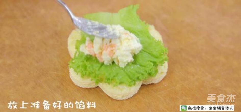 早餐三明治 宝宝辅食食谱怎样煸