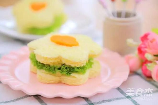 早餐三明治 宝宝辅食食谱怎样炒