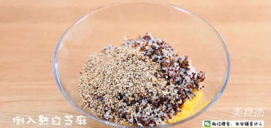 红薯藜麦能量饼干  宝宝辅食食谱怎么炖