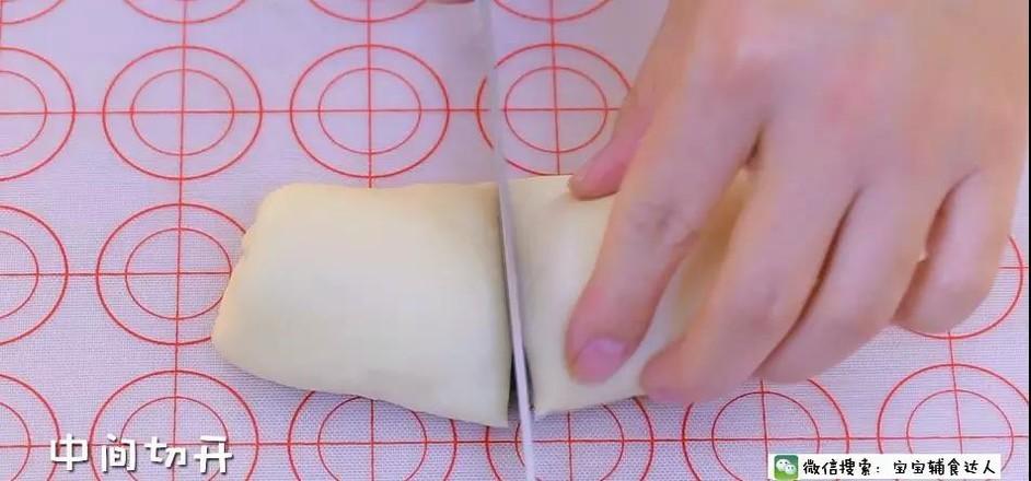 培根奶酪吐司 宝宝辅食食谱的步骤