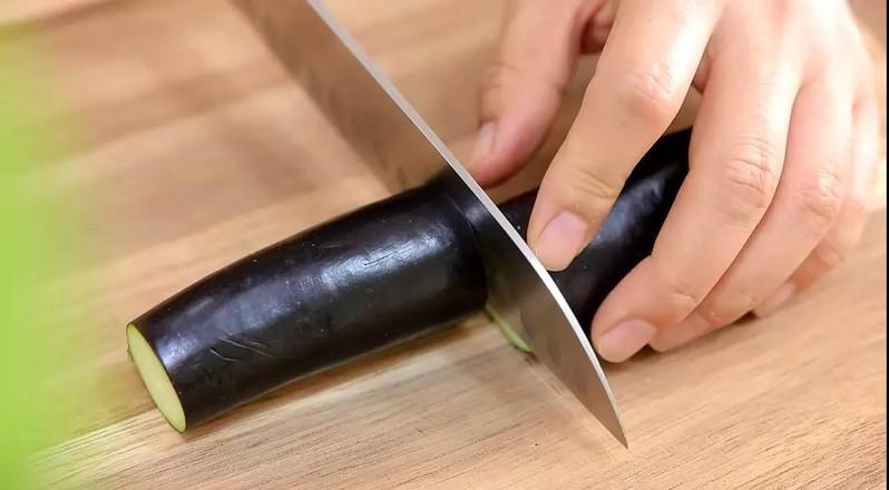 肉酱蒸茄龙  宝宝辅食食谱怎么煮