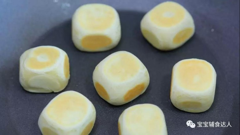 紫薯爆浆芝士仙豆糕 宝宝辅食食谱的做法大全