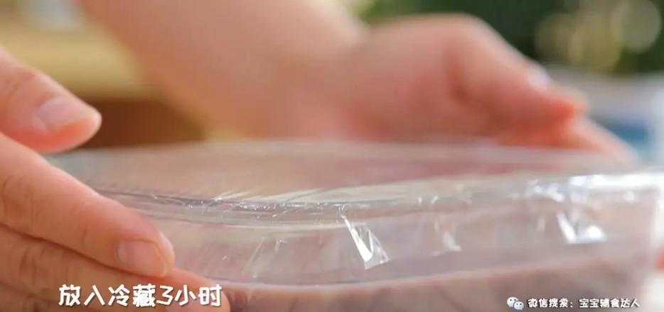 红豆凉糕  宝宝辅食食谱怎样做
