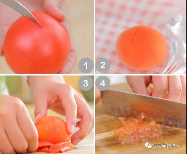 豆皮早餐饼  宝宝辅食食谱的做法图解