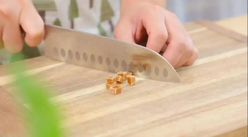 红豆牛奶糕  宝宝辅食食谱的做法图解