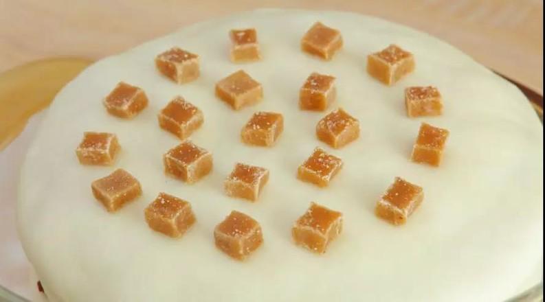 红豆牛奶糕  宝宝辅食食谱怎样炒