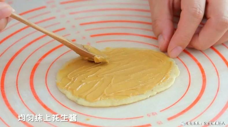 肉松千层芝麻饼  宝宝辅食食谱怎么炖