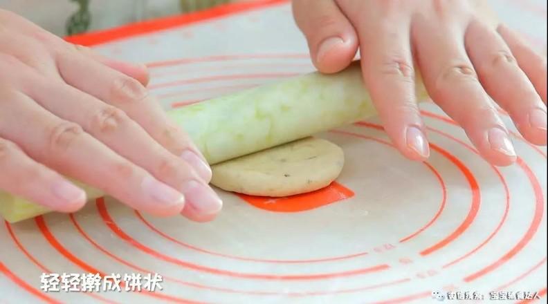肉松千层芝麻饼  宝宝辅食食谱怎样做