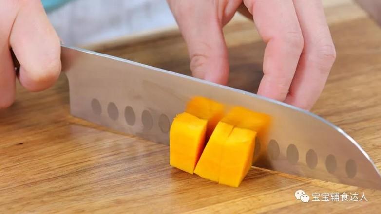 面条南瓜丸子  宝宝辅食食谱的步骤