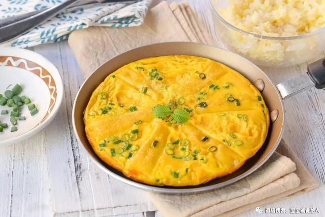 米饭豆卷  宝宝辅食食谱怎样炒