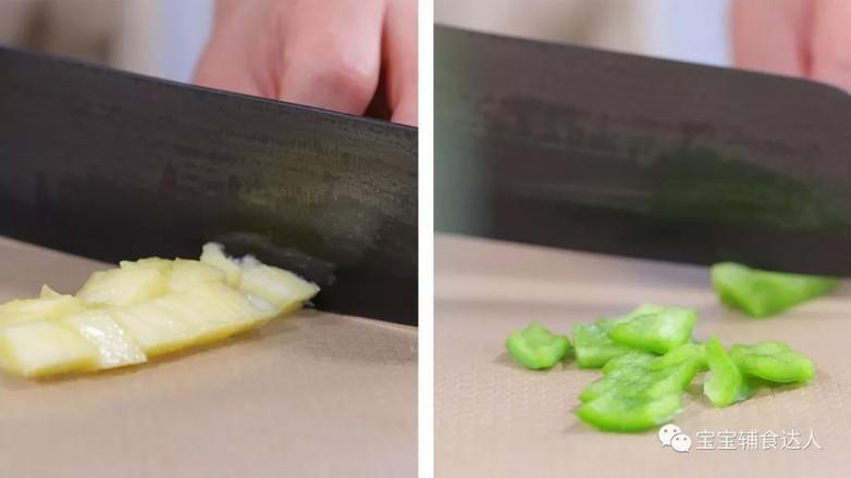 菠萝咕噜豆腐  宝宝辅食食谱的家常做法