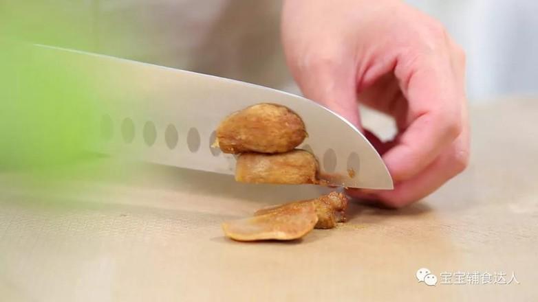 枣泥山药手抓糕  宝宝辅食食谱的家常做法