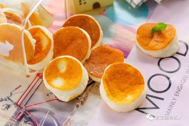 山药酸奶鸡蛋饼  宝宝辅食食谱怎样炖