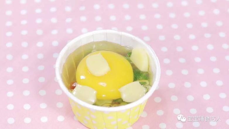 早餐鸡蛋杯  宝宝辅食食谱怎么煸