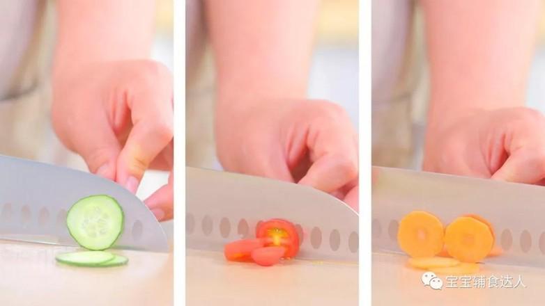 藜麦时蔬烘蛋  宝宝辅食食谱的简单做法