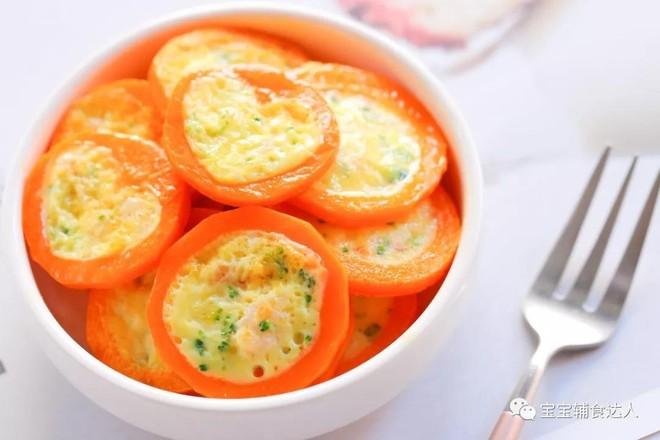 胡萝卜煎蛋  宝宝辅食食谱怎样做