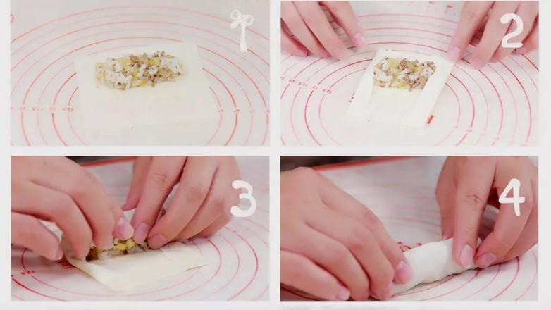 鸡蛋米饭卷  宝宝辅食食谱怎么炒