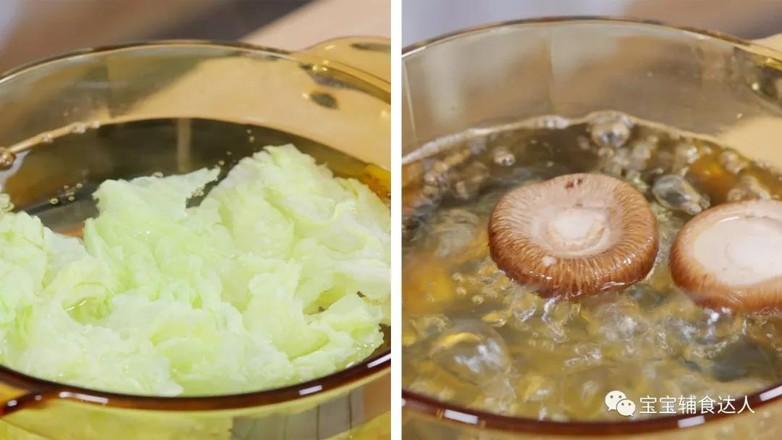 白菜鲜虾卷  宝宝辅食食谱的简单做法