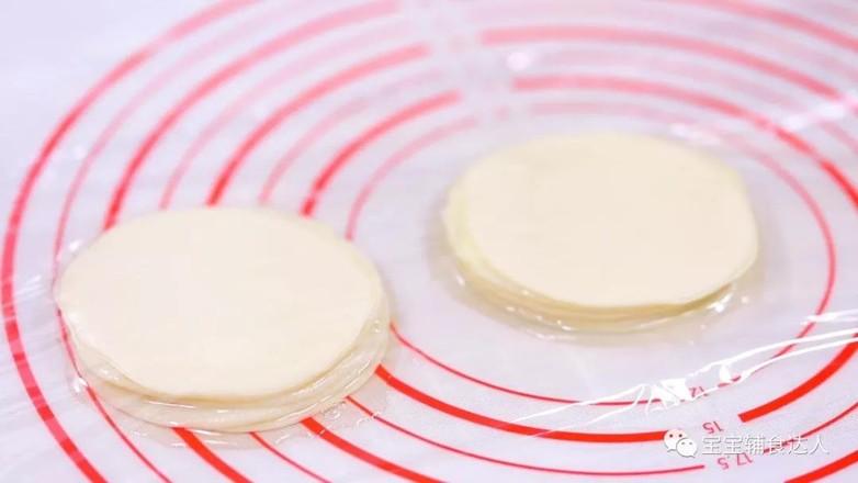 五彩大米卷  宝宝辅食食谱的简单做法
