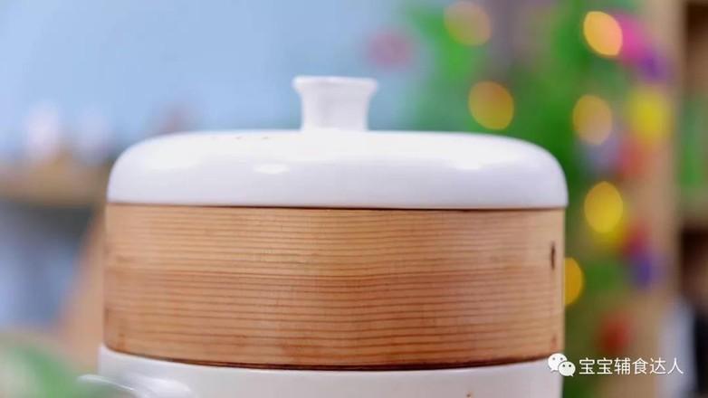 五彩大米卷  宝宝辅食食谱怎样做