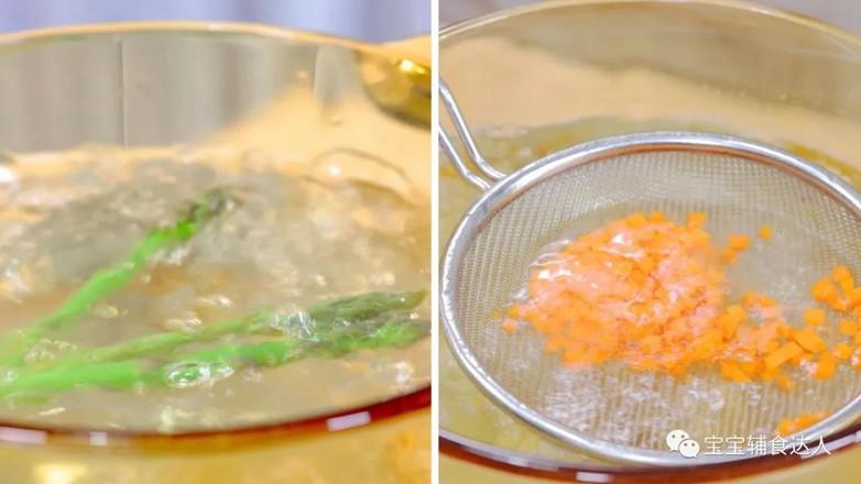 蔬菜早餐饼  宝宝辅食食谱的家常做法