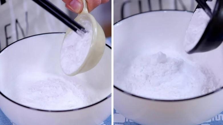 糯米豆沙卷  宝宝辅食食谱的做法图解