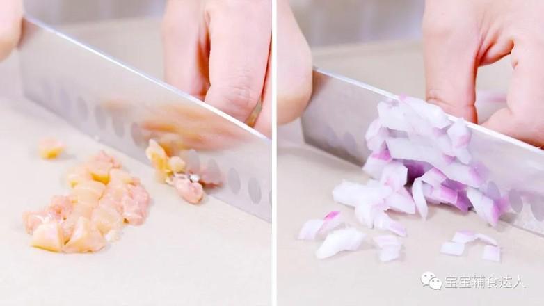 芝士虾馅饼  宝宝辅食食谱的家常做法