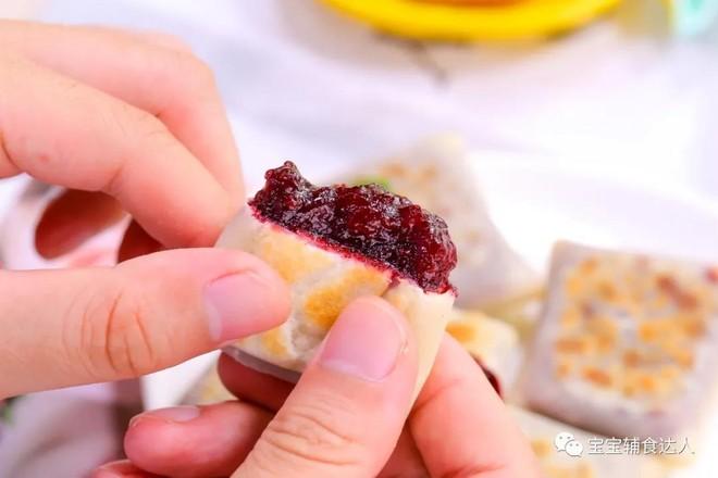 樱桃小方派  宝宝辅食食谱成品图
