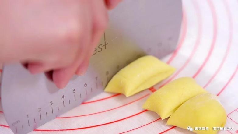 小米南瓜卷  宝宝辅食食谱怎么炖