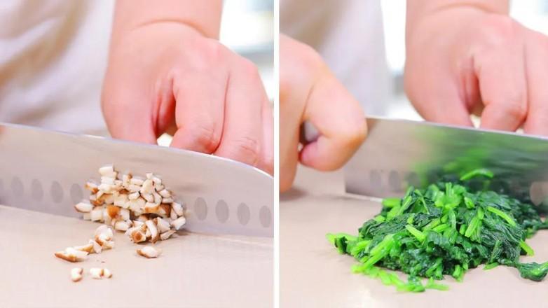 素鲜馅饼  宝宝辅食食谱怎么做