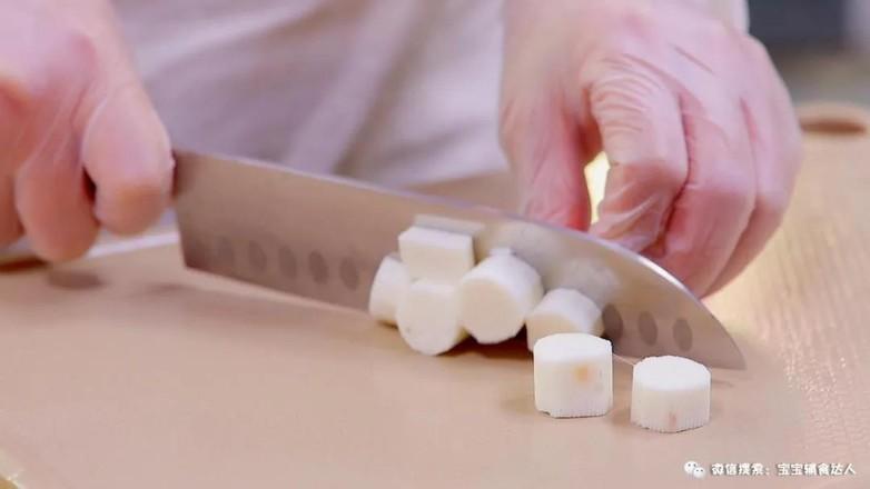 山药红豆糕  宝宝辅食食谱的做法图解