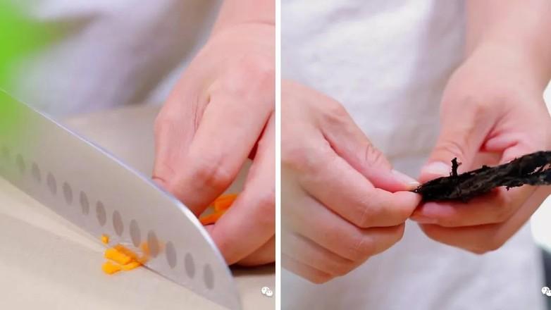 鲜味蛋包饭  宝宝辅食食谱的做法图解