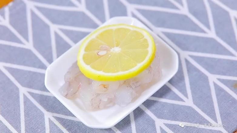 虾球蒸蛋  宝宝辅食食谱的做法图解
