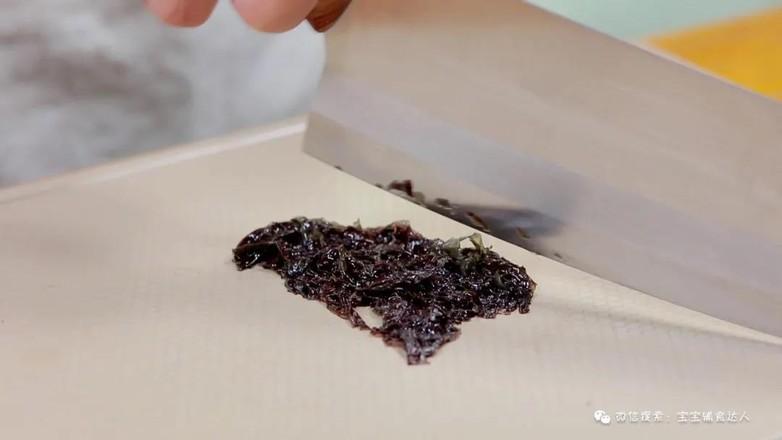 粗粮紫菜饼  宝宝辅食食谱的家常做法
