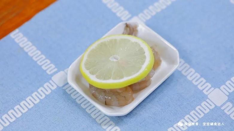 鲜虾米饭棒  宝宝辅食食谱的步骤