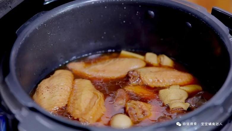 电饭锅卤味  宝宝辅食食谱怎样煮