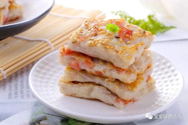 香煎芋丝饼  宝宝辅食食谱怎样做