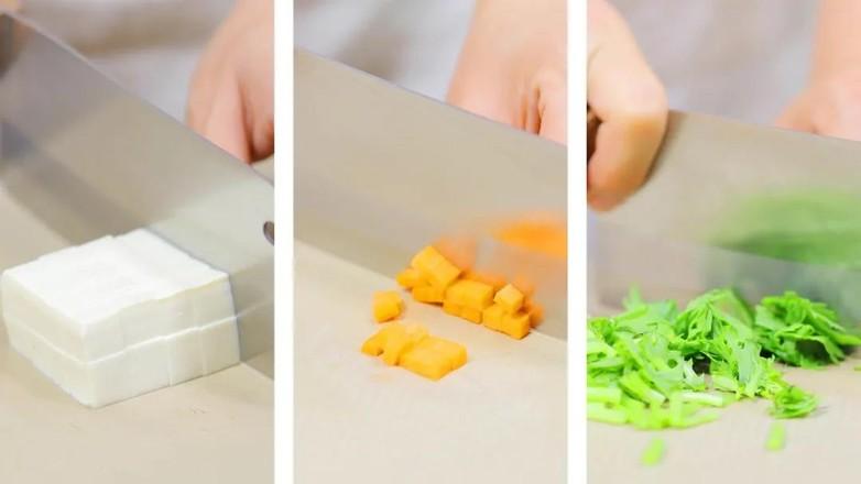虾仁豆腐羹  宝宝辅食食谱的家常做法