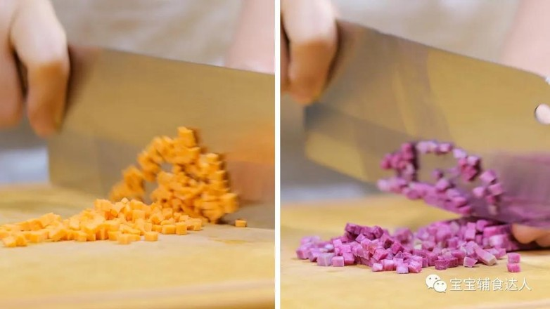 山药双薯条  宝宝辅食食谱的家常做法